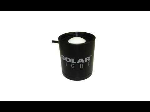 Solar Light Company, Inc. Model PMA2120 UV Radiation Safety Sensor