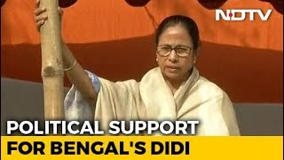 "Mamata Banerjee On ""Satyagraha"" After Mega Clash With Centre"