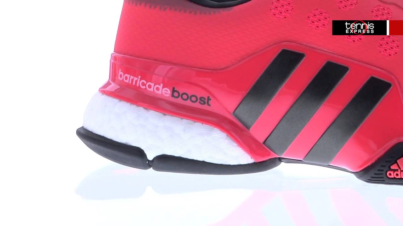 Adidas Barricade 2015 Boost Shoe Review Tennis Express Youtube