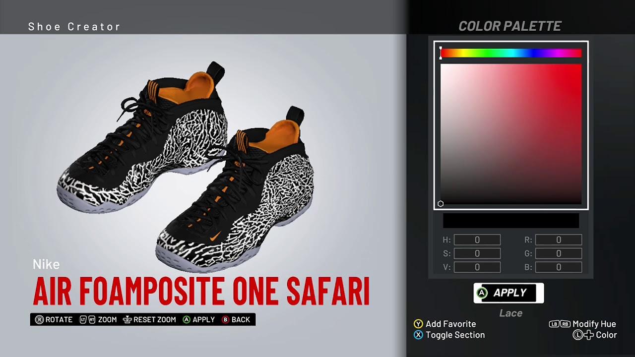 Nike Air Foamposite One Particle Beige WKick Avenue