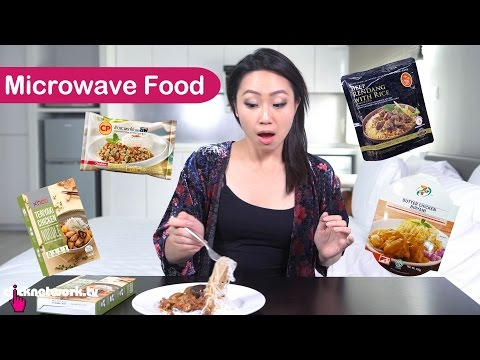 Microwave Food  Tried And Tested: EP82