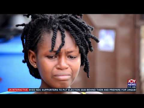 Most watched JoyNews Video of the Week: Story of 22-year-old woman who lost baby and a leg (10-9-21)