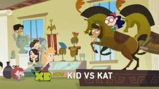 Kid VS Kat сезон 1 серия 14.HD Fankp