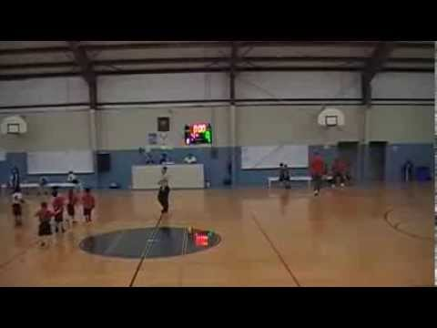 Lil Rob and the Thunder pull out a squeaker (buzzer beater)