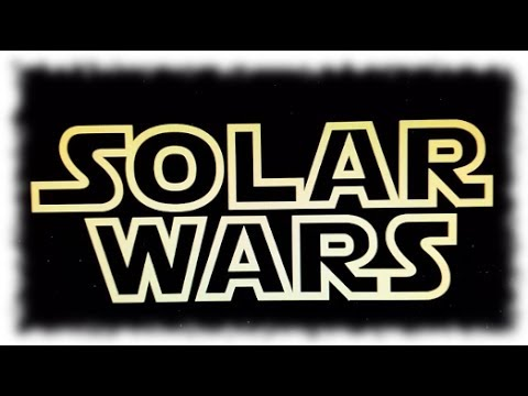 Solar Wars ★Geeking Off Podcast℠★