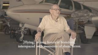 I Remember: Pearland's Oldest Pilot
