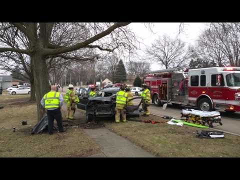 2017-02-06 Spring Street Accident