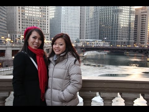 Trip to Chicago December 2013 Vlog #10