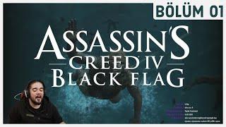 KORSANLIK YAB-MAK - Assassin's Creed Black Flag - Bölüm 01