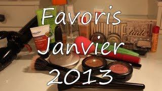 Favoris du mois de janvier 2013 Thumbnail