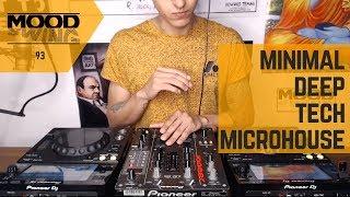 Minimal Deep Tech Mix 93 with Tracklist ft. Schime, Montei, Agus Pazos DJM 400 + XDJ 700