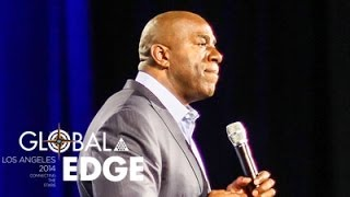 "2014 YPO Global EDGE - Earvin ""Magic"" Johnson"