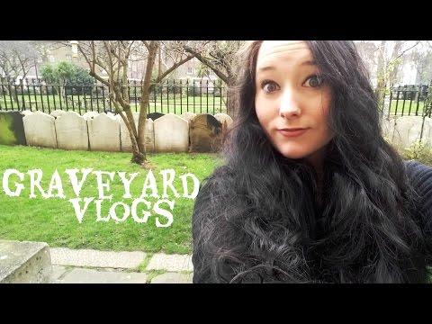 GRAVEYARD VLOGS: St Luke