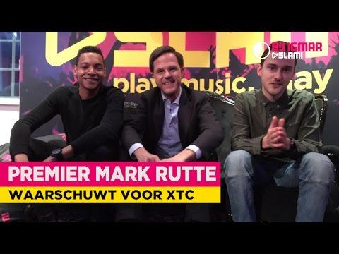 Mark Rutte: 'Ik ben het ook niet met alle punten van de VVD eens' | Bij Igmar