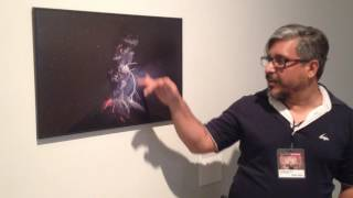"""Sergio Tapiro con la fotografía """"The Power of Nature"""""""