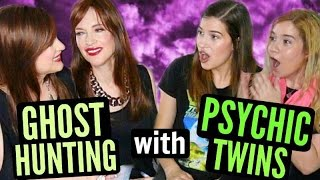 GHOST HUNTING WITH REAL PSYCHICS!