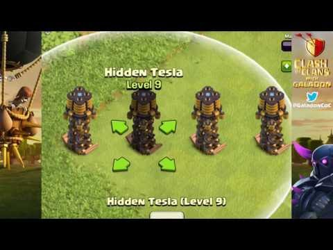 Clash of Clans October 2016 Update: NEW LEVELS! MORE!