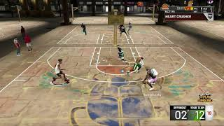Playing against SS3 (lil poppa and quando rondo)