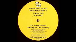 Jason Cortez - Shining In The Ecstacy