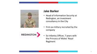 How ex-Military can get a job in Cyber Security with no Tech Experience