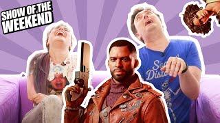Ellen is Stuck in a Deathloop! Luke's Deathly Party Loop | Show of the Weekend