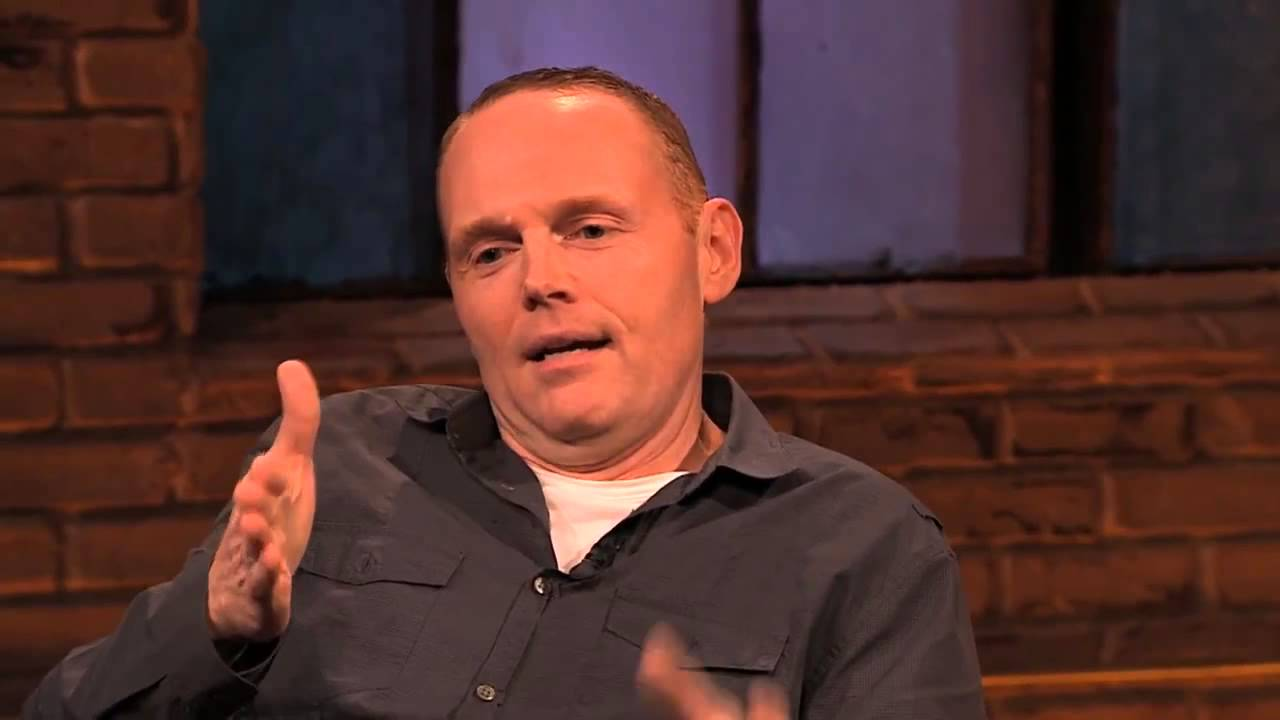 Download Bill Burr on politics and conspiracy theorists.