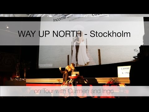VLOG - 10 - Stockholm | WAY UP NORTH