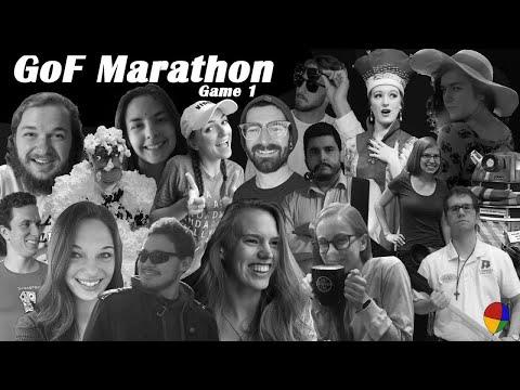 GoF Marathon: Game 1