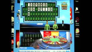 Let's Play #36: Wheel of Fortune Deluxe Edition PC (Road Trip) Part 1: Nashville