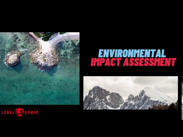 A Brief Study On Environmental Impact Assessment