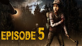 "The Walking Dead: Season 2 - Ep. 5 FINALE ""No Going Back"" Complete Gameplay Walkthrough"