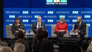 Moving to Access: Is the current transport model broken? (Panel discussion)