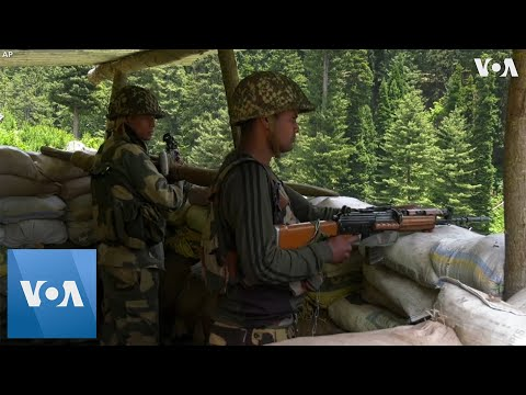 Indian Army Troops Seen Moving Towards Border After Clash With China