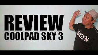 Review Coolpad Sky 3 Indonesia