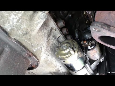 2004 hyundai santa fe starter replacement