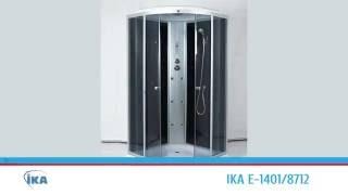 IKA E 1401 8712 душевая кабина(Душевые кабины http://www.vivon.ru/dushevye_cabiny/cabiny/ в интерактивном каталоге интернет-магазина сантехники ВИВОН! ..., 2016-06-29T08:09:02.000Z)