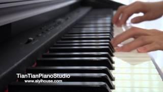 茉莉花&钢琴曲&Jasmine Flower