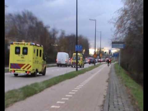 Vrouw (84) overlijdt na scootmobiel te water Fortunapad Vlaardingen