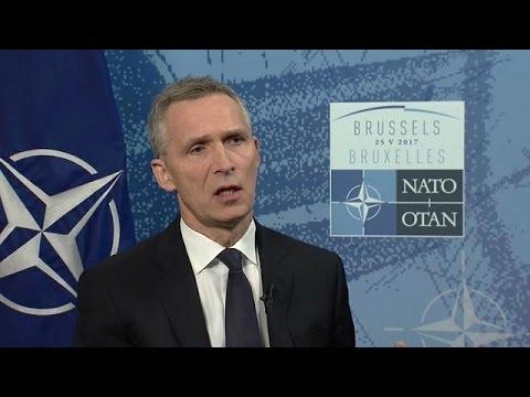 """Stoltenberg: """"La OTAN decide hoy unirse a la coalición contra el EI"""""""