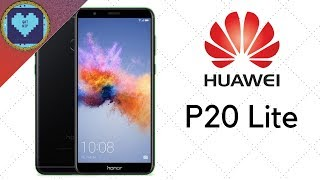 Huawei P20 Lite | With 19:9 Aspect Ratio & an iPhone clone