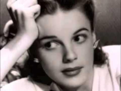 "Judy Garland ""My Ol' Kentucky Home"" Stephen Foster Meredith Willson Live '39"