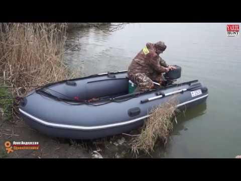 Тест на воде. лодка Apache 3500 НДНД 3500 + мотор Ямаха-5