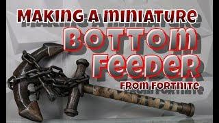 Faire un mini-alimentation de fond de Fortnite