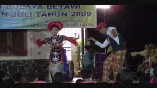 jipeng ( tanjidor topeng ) lawak betawi part 6-end.wmv