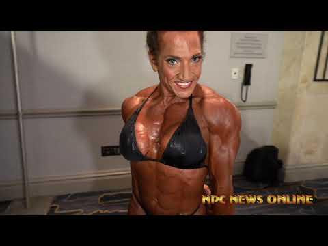 2020 IFBB NY Pro Women's Bodybuilding