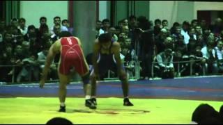 74 кг. Дадаев- Гаджимагомедов, финал, Кубок Кадырова-2011