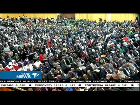 Stofile's funeral became the platform for ANC reflection and assessment