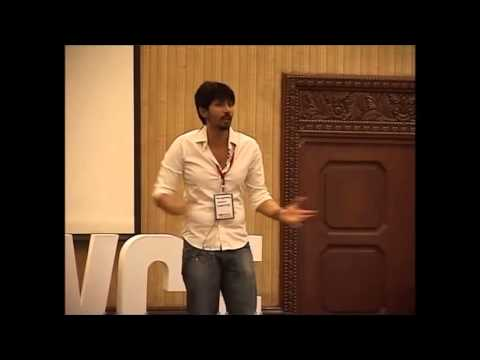 How to inculcate life: Karthik Kumar at TEDxSVCE