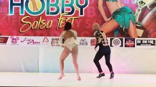 Edgar & Jana. Hobby Salsa Fest. San Luis Potosí.