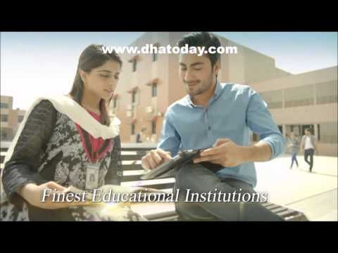 [TVC] DHA Karachi Phase VIII – September 2014